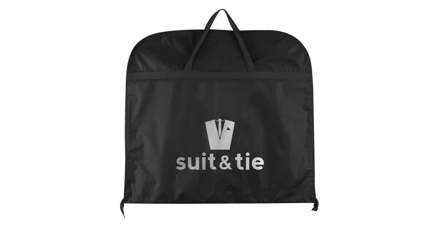 Printed Suit Covers Custom Garment Bag