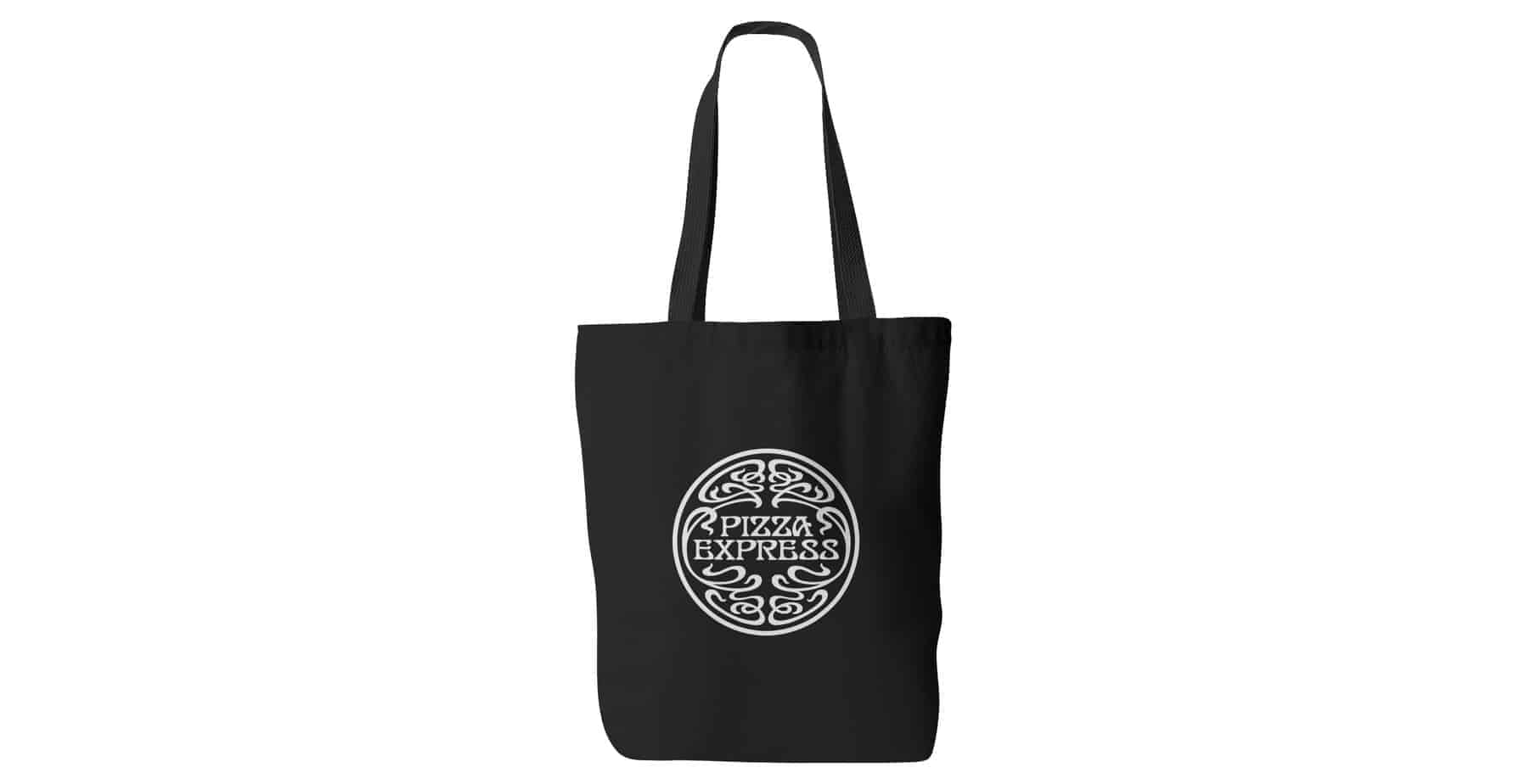 Custom Printed Personalised Cotton Shopper Tote Bags