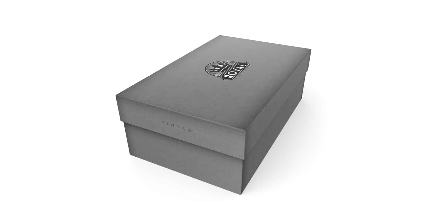 Colorplan Wrapped Luxury Custom Shoe Boxes
