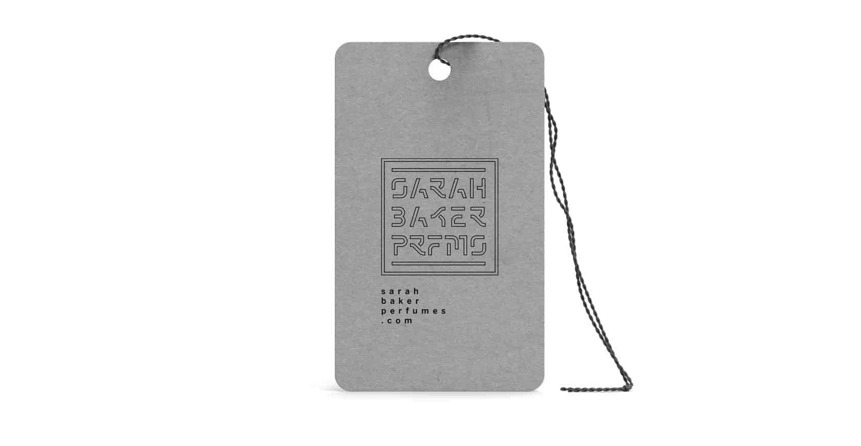 Kraft Clothing Tags Custom Printed Pack