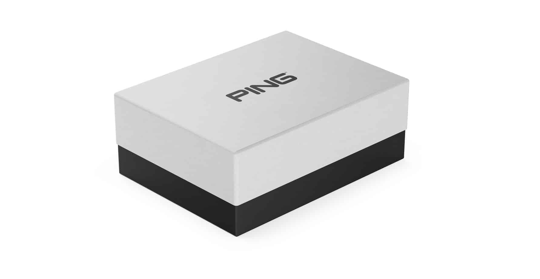 Ping Custom Shoe Boxes
